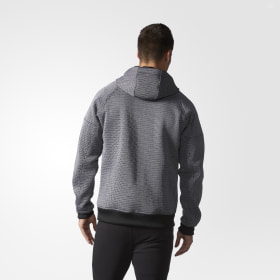adidas Athletics x Reigning Champ Spacer Mesh Z.N.E. Hoodie