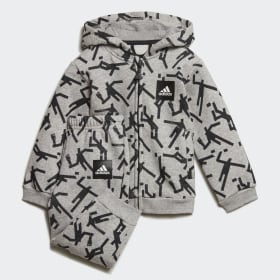 Chándal con capucha Mini Me ID