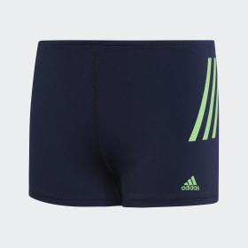 Pro 3-Stripes Swim Boxers