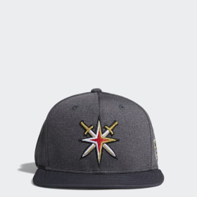 Golden Knights Snapback Heathered Grey Hat