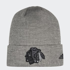 Blackhawks Team Cuffed Beanie