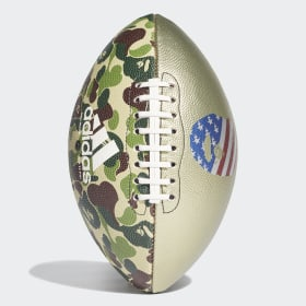 Bola Riffle Football Bape Superbowl