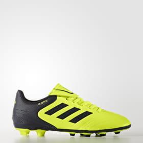 Calzado de Fútbol Copa 17.4 Terreno Flexible