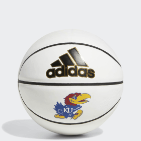 Jayhawks Mini Autograph Basketball