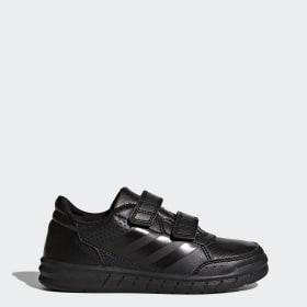 Zapatillas Negras para el Colegio Niños AltaSport