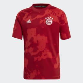 FC Bayern opvarmningstrøje