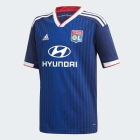 Camiseta segunda equipación Olympique de Lyon