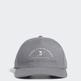 Casquette Three Stripe Brand