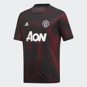Camiseta de Local Prepartido Manchester United