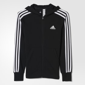 Bluza z kapturem Essentials 3-Stripes Hoodie
