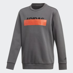 2e0f90216200 3 colours · Athletics ID Lineage Crew Sweatshirt · Boys Lifestyle