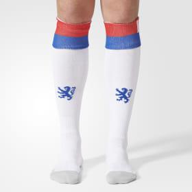 Chaussettes Olympique Lyonnais Domicile (1 paire)