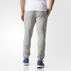 Essentials Heathered Piqué Pants