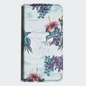 Floral Booklet Case iPhone 8