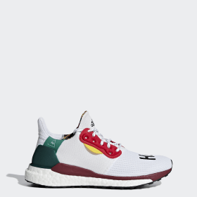 Tenisky Pharrell Williams x adidas Solar Hu Glide ST