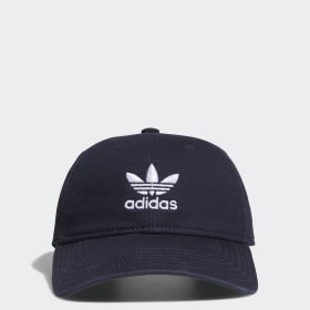 Washed Relaxed Hat