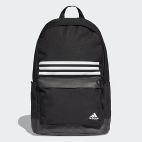 809d32dd8d81 Classic 3-Stripes Pocket Backpack