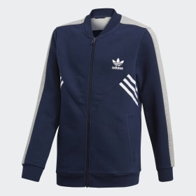 Fleece SST Track Jacket