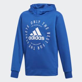 Sport ID hættetrøje