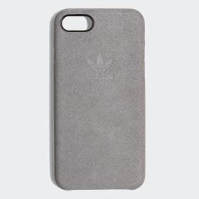 Capa Fina Ultrasuede – iPhone 8