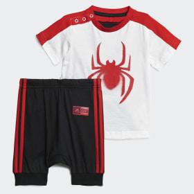 Conjunto verano Marvel Spider-Man