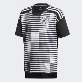 Camiseta calentamiento Alemania