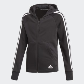 ce65e51b7332 Must Haves 3-Stripes Hoodie
