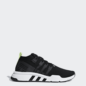 new styles 750e1 0296a EQT Support Mid ADV Primeknit Shoes