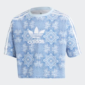 Culture Clash 3-Streifen T-Shirt