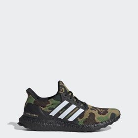 Tênis Ultraboost Bape Superbowl