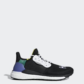 Zapatilla Pharrell Williams x adidas Solar Hu Glide