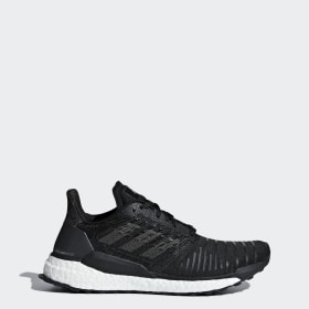 ecf20b74cc7fc Experience SolarBOOST the newest running shoe from adidas