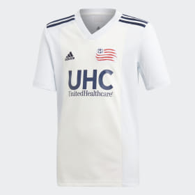 New England Revolution Away Jersey