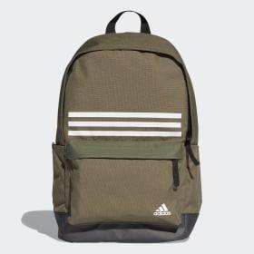 Classic 3-Stripes Pocket Ryggsäck
