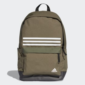 Zaino Classic 3-Stripes Pocket