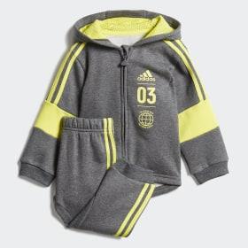 Ensemble sportswear Fleece