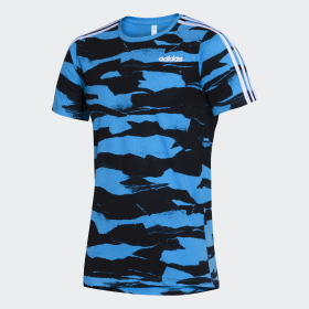 Remera Essentials Argentina Allover Print