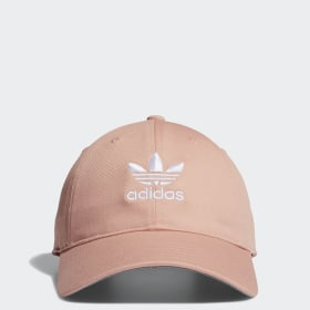 Relaxed Strap-Back Hat