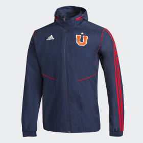 Chaqueta Impermeable Club Universidad de Chile