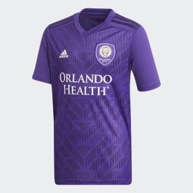 Orlando City SC Home Jersey