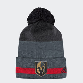 Golden Knights Team Cuffed Pom Beanie