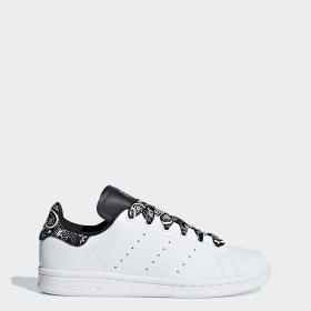 detailed look 2e115 80983 Stan Smith Shoes