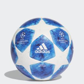 Finale 18 Offizieller Spielball