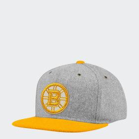Bruins Strap-Back Cap