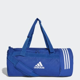 Maleta Convertible 3-Stripes Duffel Bag Medium ... 3d3e71f26f8b7