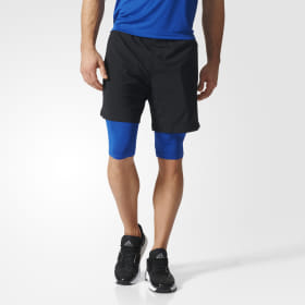 Shorts Dos-en-Uno Climacool Speed