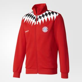 Chamarra FC Bayern Track