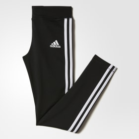 Legginsy treningowe Gear Up 3 Stripes