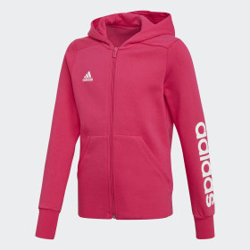 Essentials 3-Stripes Mid Hoodie