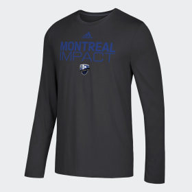 Montreal Impact FC Locker Stacked Tee